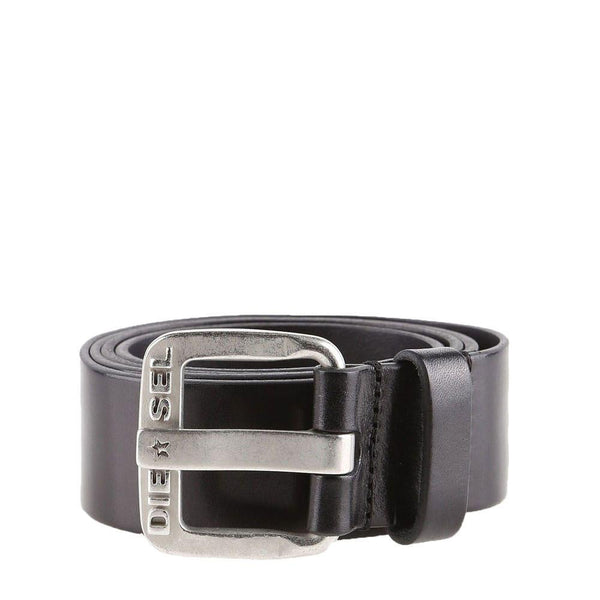 Diesel B-STAR Leather Belt - Brown - so-ldn