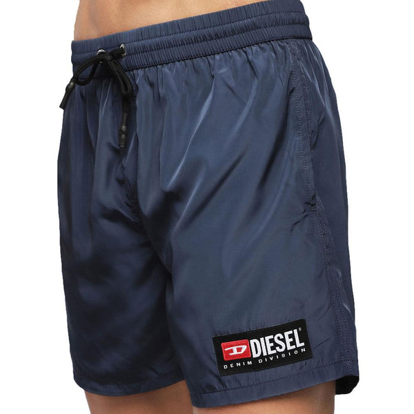 Diesel BMBX-WAVE 2.017 Swim Shorts - Navy - so-ldn