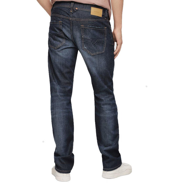 Diesel Larkee 087AN Straight Jeans - Dark Blue - so-ldn