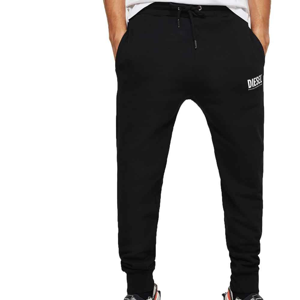Diesel P-Tary-Logo Sweatpants - Black