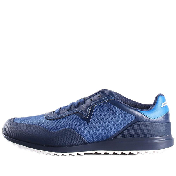 Diesel S-Swifter Trainers - Blue / Metallic Blue - so-ldn