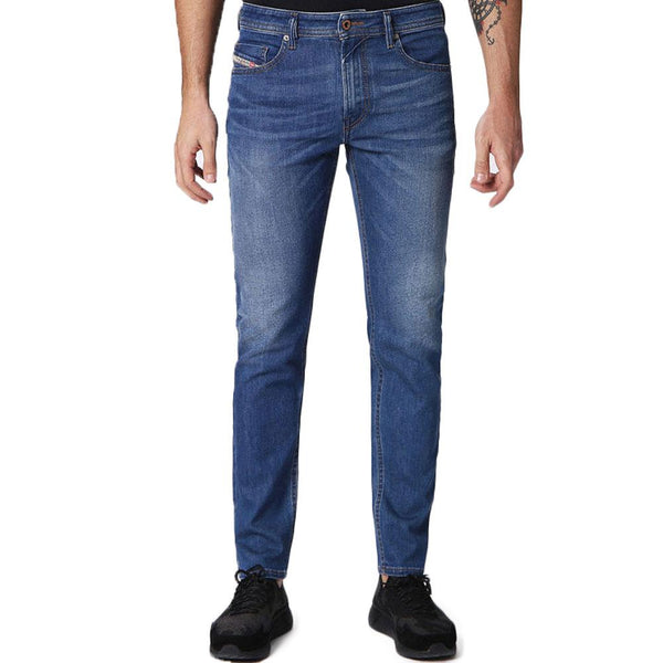 Diesel Thommer 084RM  Skinny Fit Stretch Jeans - Blue - so-ldn