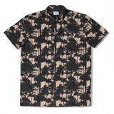 Edwin Nimes Shirt SS - Beige / Black Print - so-ldn