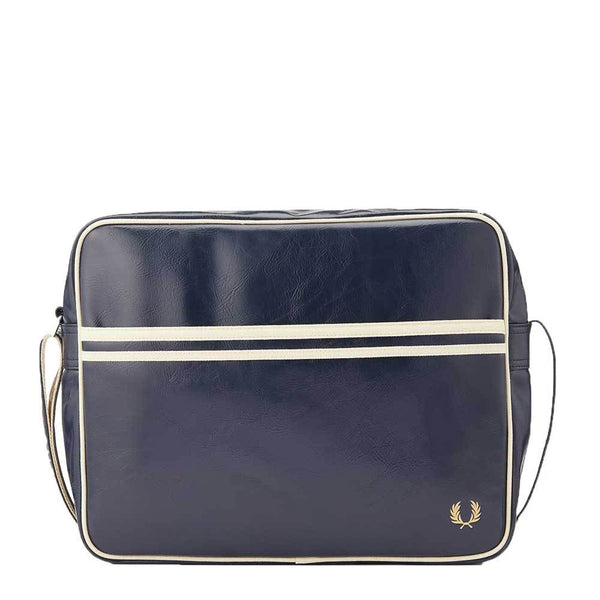 Fred Perry Bag Classic Shoulder Bag - Navy L7221