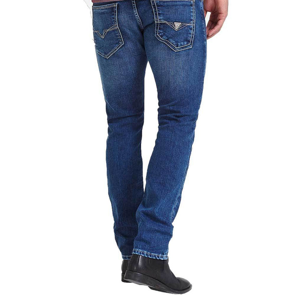 Guess Miami Super Skinny Denim Jeans - Blue M94AN1D3T72