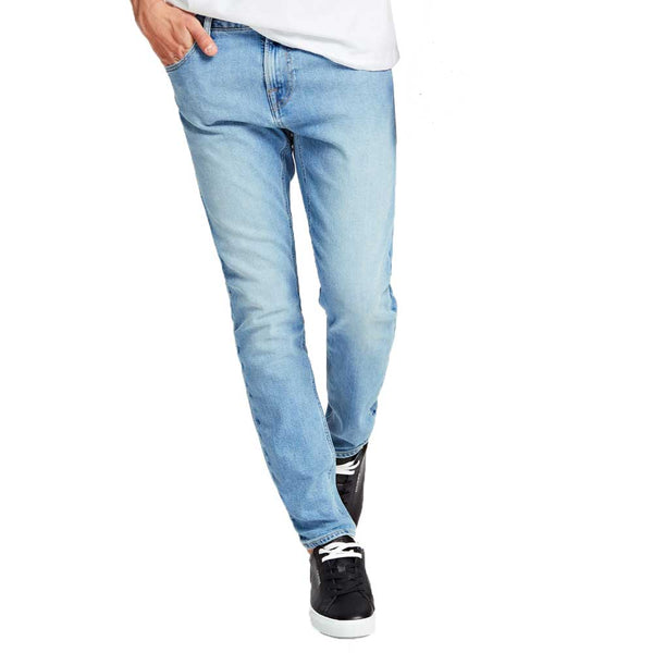 Guess Chris Super Skinny Denim Jeans - Light Blue M02A27D3Y93