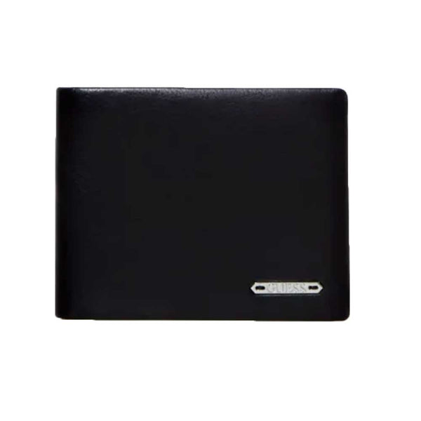 Guess Tyler Genuine Leather Wallet - Black - SM2661LEA20