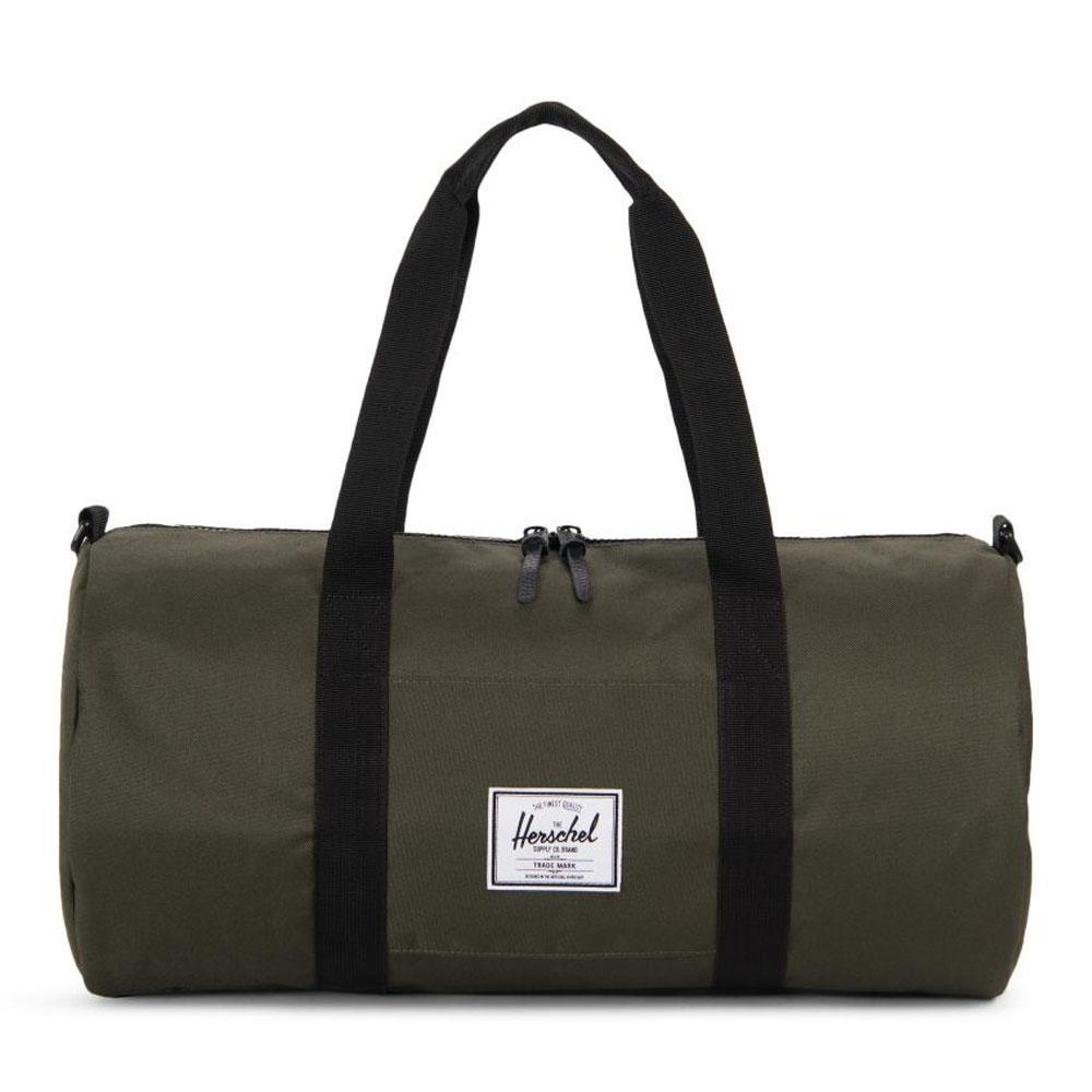 Herschel Bags - Sutton Mid-volume Duffle Bag - Forest Night/Black - so-ldn