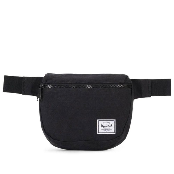 Herschel Supply Co - Fifteen Hip Pack Black - Cotton Casuals Collection - so-ldn