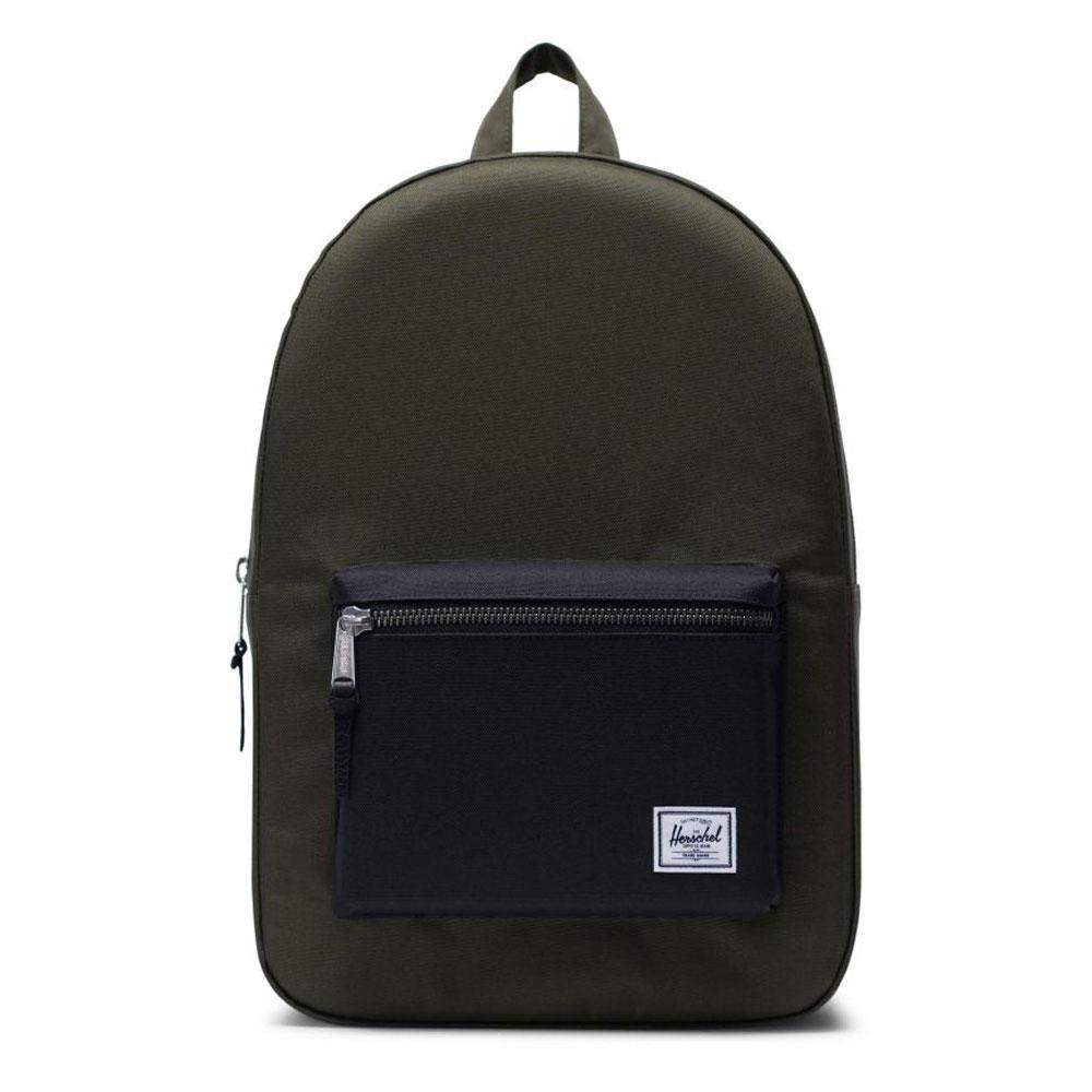 Herschel Supply Co - Settlement Backpack - Forest Night / Black - so-ldn