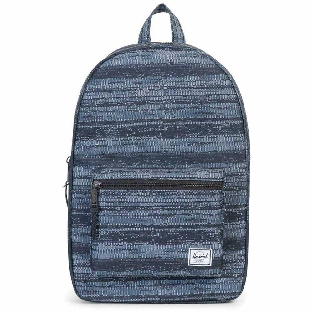 Herschel Supply Co. Pop Quiz Backpack - Whitenoise / Black - so-ldn