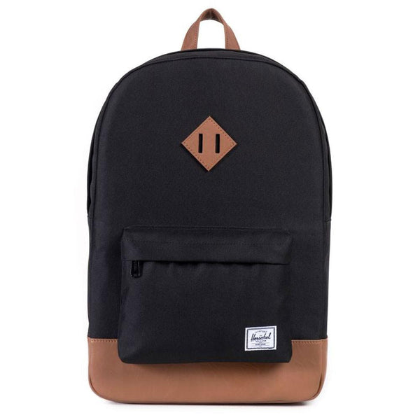 e810ffd9d76 Herschel Supply Co Heritage Backpack - Black   Tan