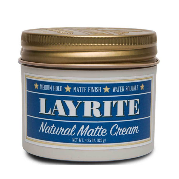 Layrite Natural Matte Cream - so-ldn