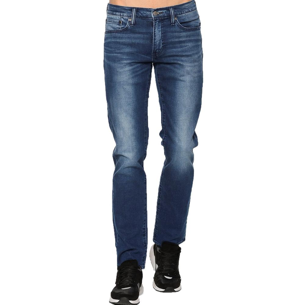 Levi's Men's 511 Slim Fit Jeans - If I were Queen Blue 04511-2848 - so-ldn