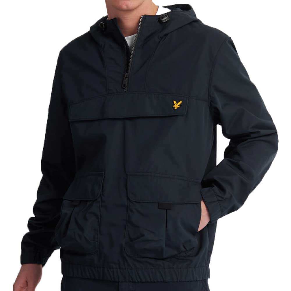Lyle & Scott Overhead Jacket- Navy JK1210V