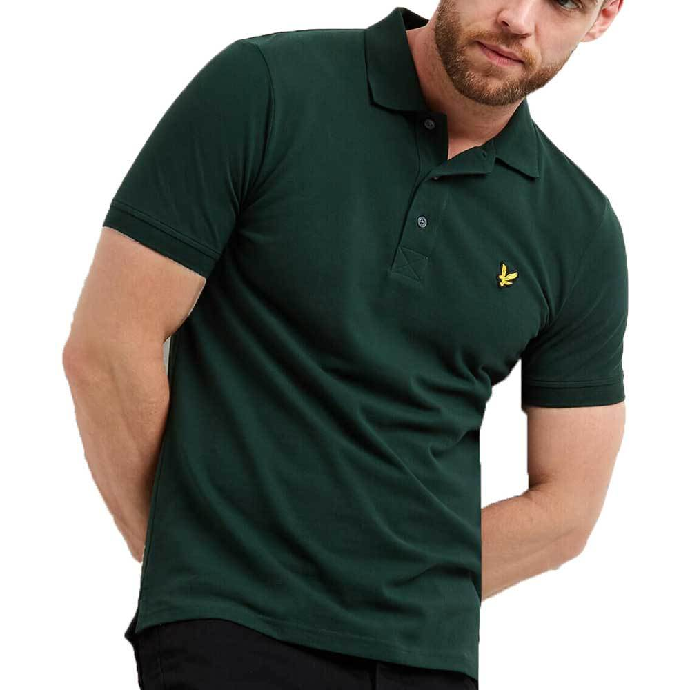 Lyle & Scott Polo Shirt SP400VB - Jade Green