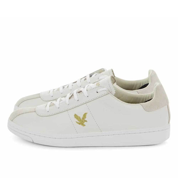 Lyle and Scott Cooper Trainers white - so-ldn