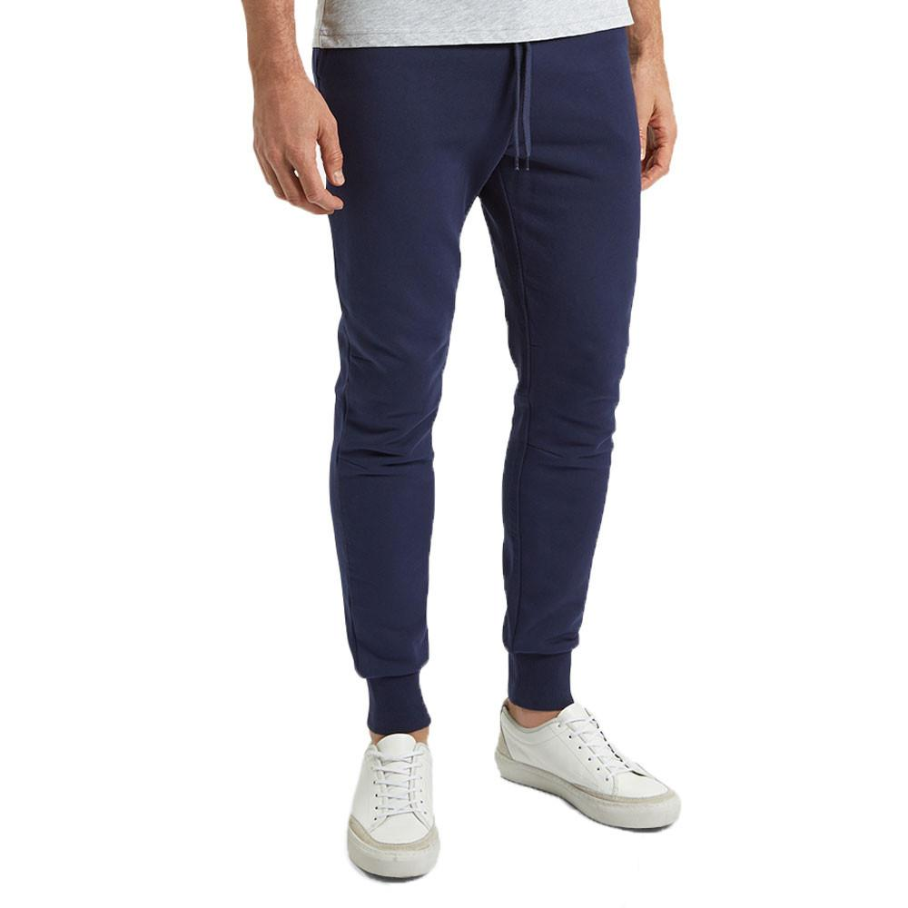 Lyle & Scott Slim Tapered Sweatpant - Navy - so-ldn