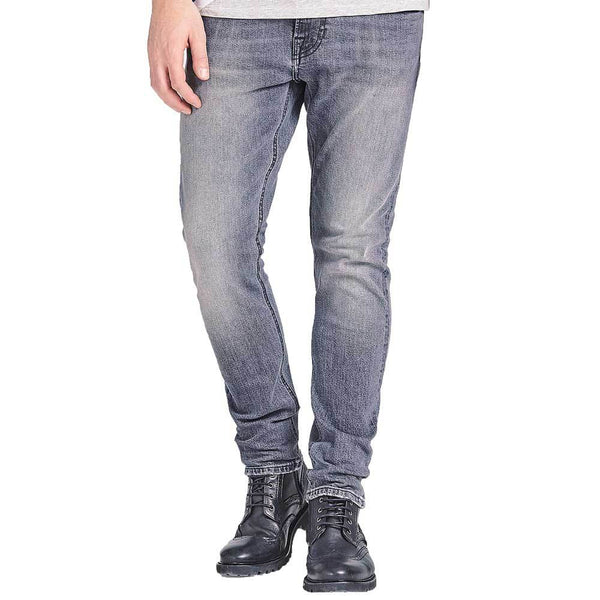 Guess Chris Skin Tight Mens Jeans - Panorama / Grey M94A27D3T50