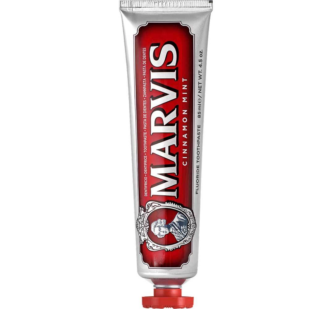 Marvis ToothPaste Cinnamon Mint (85ml) - so-ldn