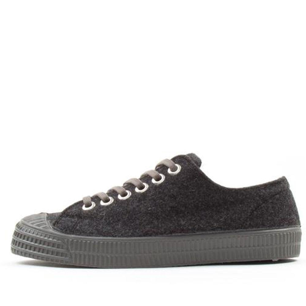 Novesta Star Master Felt Trainers - Dark Grey - so-ldn