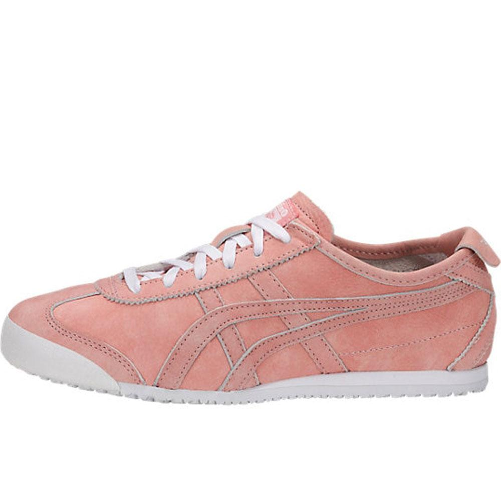 new style 14038 0617f Onitsuka Tiger Mexico 66 Trainers - Coral Cloud Pink