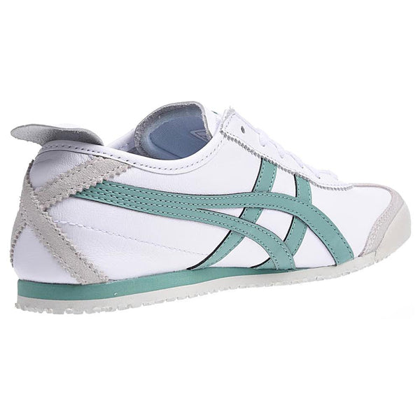 separation shoes 37e1d 34bb7 Onitsuka Tiger Mexico 66 Trainers- White Malachite Green