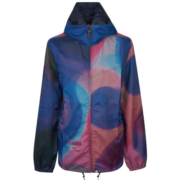 Pretty Green Maple Digi Sevenoaks Jacket - Purple - so-ldn