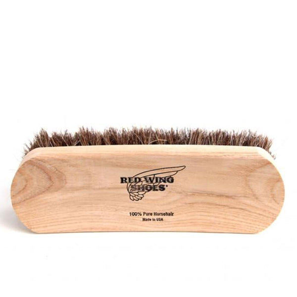 Red Wing Horse Hair Buffing Brush - so-ldn