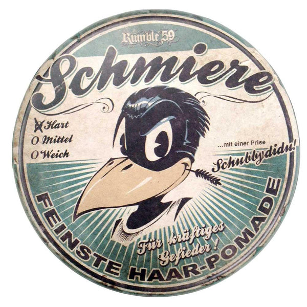 Rumble 59 Schmiere Pomade - Strong Hair Pomade - so-ldn