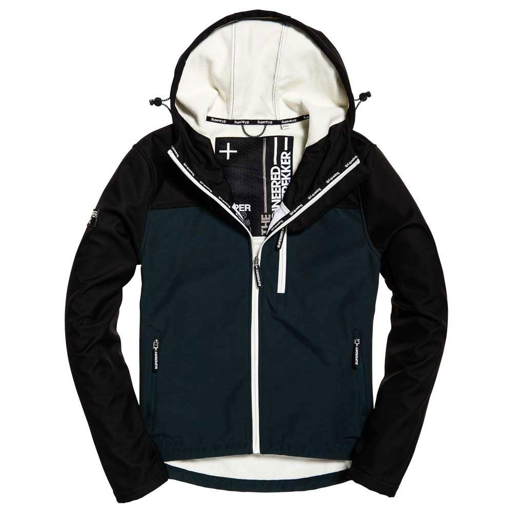 Superdry Windtracer Jacket - Black M50002SQ - so-ldn