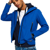 Superdry Hooded Elite SD-Windcheater - Electric Blue - so-ldn