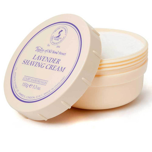 Taylor of Old Bond Street Lavender Shaving Cream Bowl - so-ldn