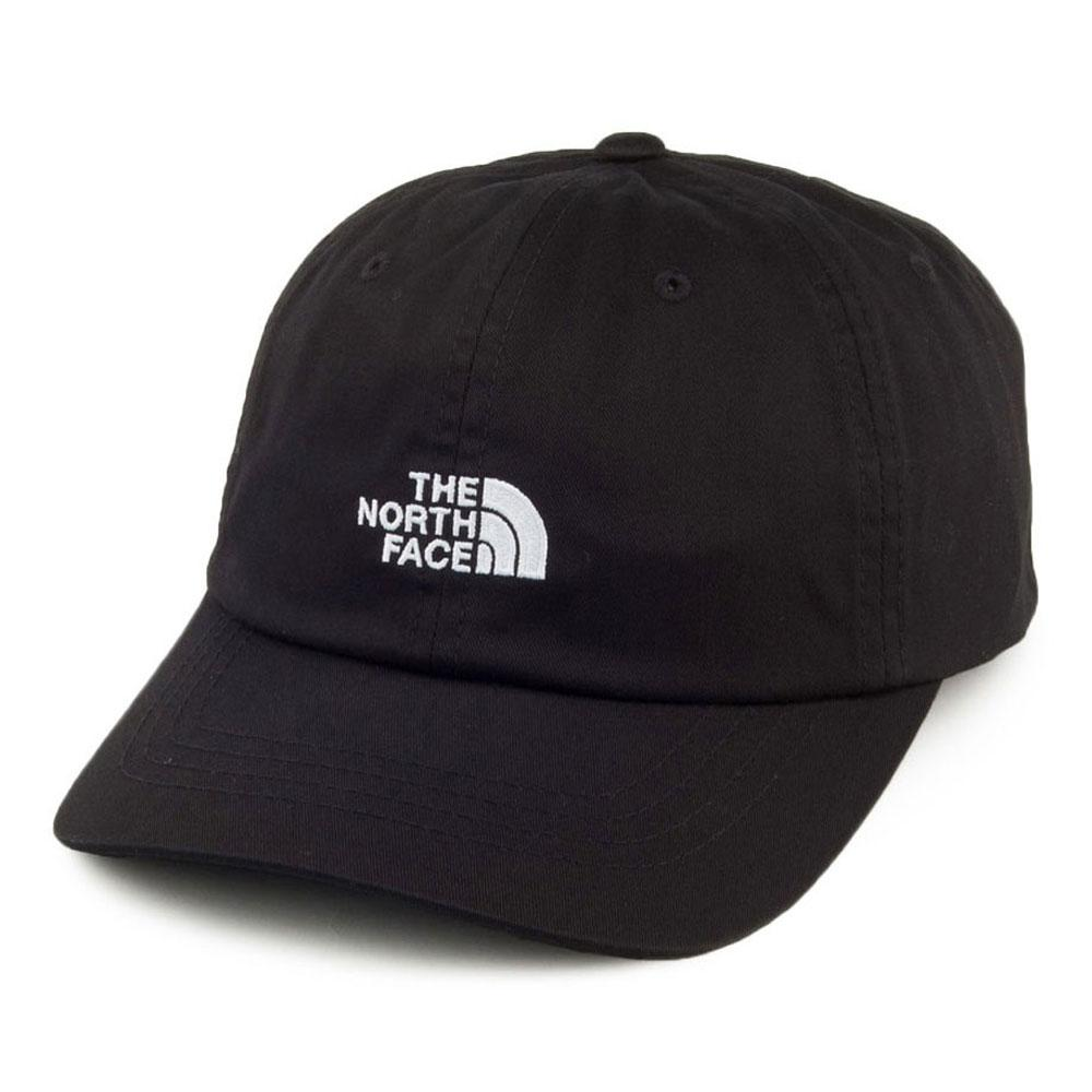 The North Face Hats Norm Baseball Cap - Black / White - so-ldn
