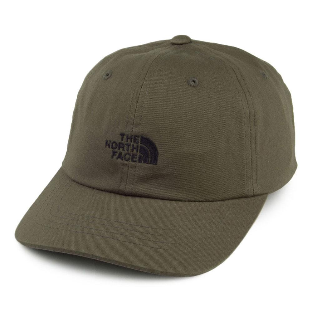 The North Face Hats Norm Baseball Cap -  Olive Green - so-ldn