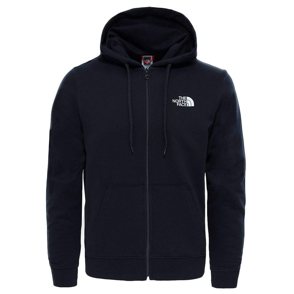 The North Face Men's Open Gate Light Hoody - Black - so-ldn