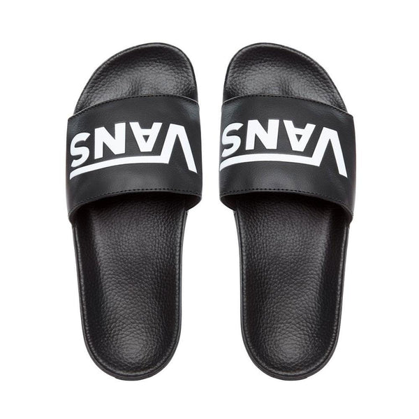 VANS Slide-on Sandals - Black - so-ldn