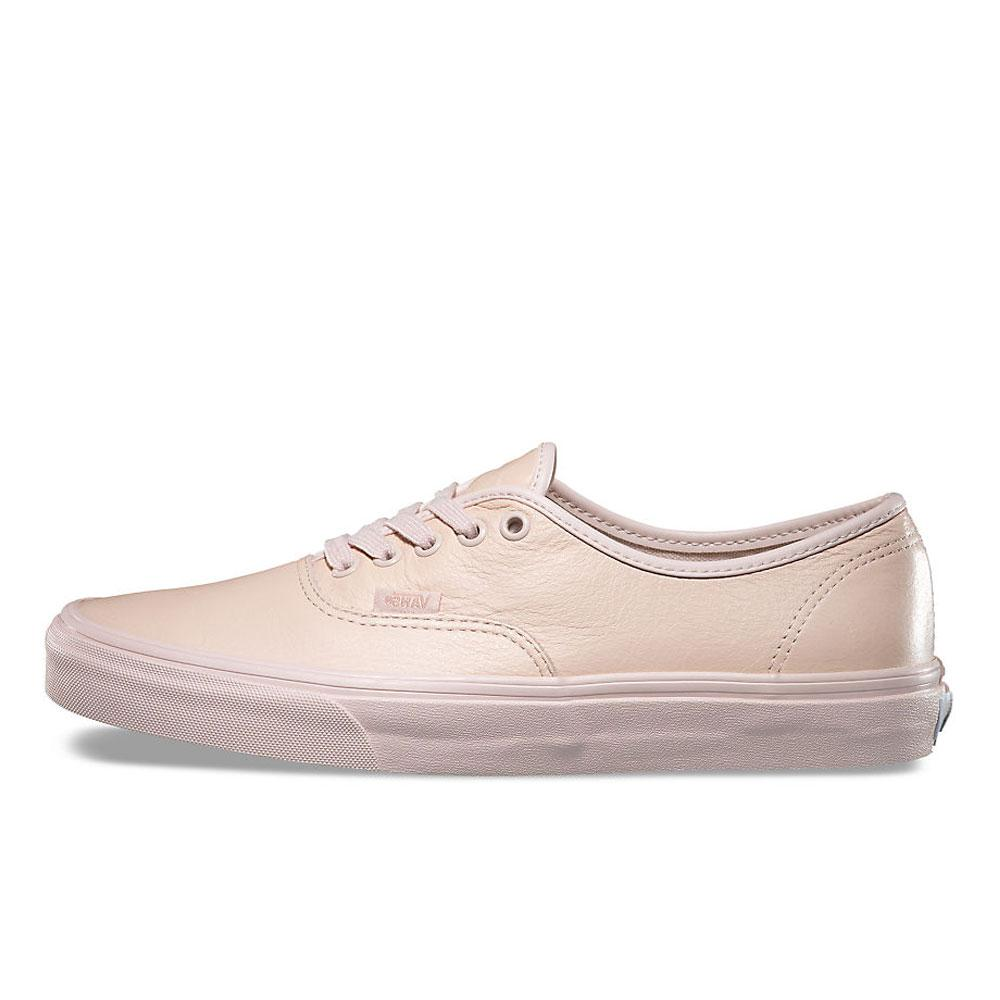 Vans Authentic Trainers - Mono/Sepia Rose Pink - so-ldn