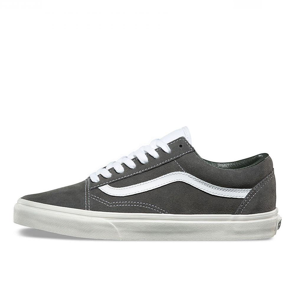 Vans Old Skool Shoes - Retro Sport Gunmetal Grey - VN0A38G1ORW - so-ldn