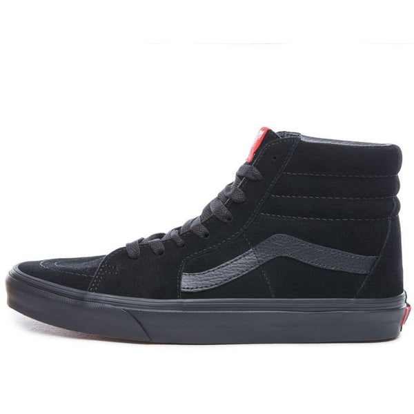 Vans Sk8-hi Trainers - Black/Black - so-ldn