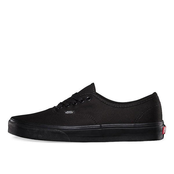 Vans Black Authentic Canvas Trainers - VN0A3-EE3BKA - so-ldn