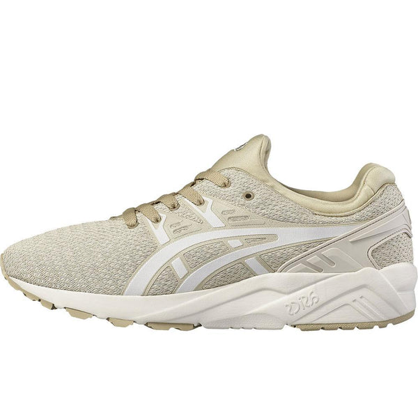 Asics Gel-Kayano Evo Trainers - Birch/ Beige  H742N-0202 - so-ldn