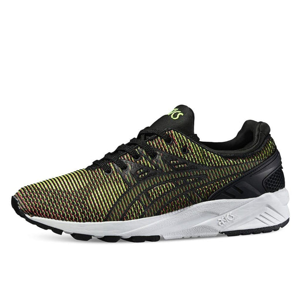 Asics Gel-Kayano Trainer Evo 'Chameleoid Mesh Pack' Gecko Green/Guava - so-ldn