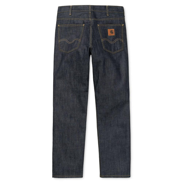 Carhartt WIP Marlow Pant Jeans - Blue Rigid - so-ldn