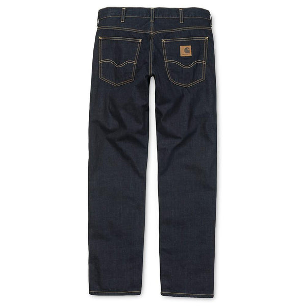 Carhartt Marlow Pant Straight Fit Jeans - Blue Rinsed - so-ldn