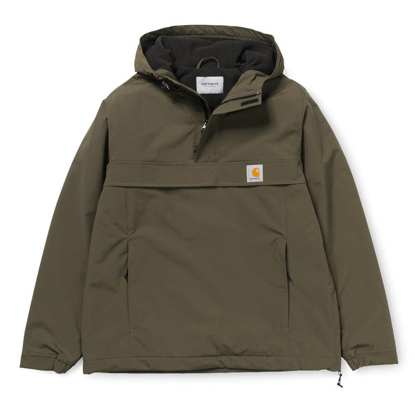 Carhartt WIP Nimbus Pullover Jacket - Cypress / Green - so-ldn
