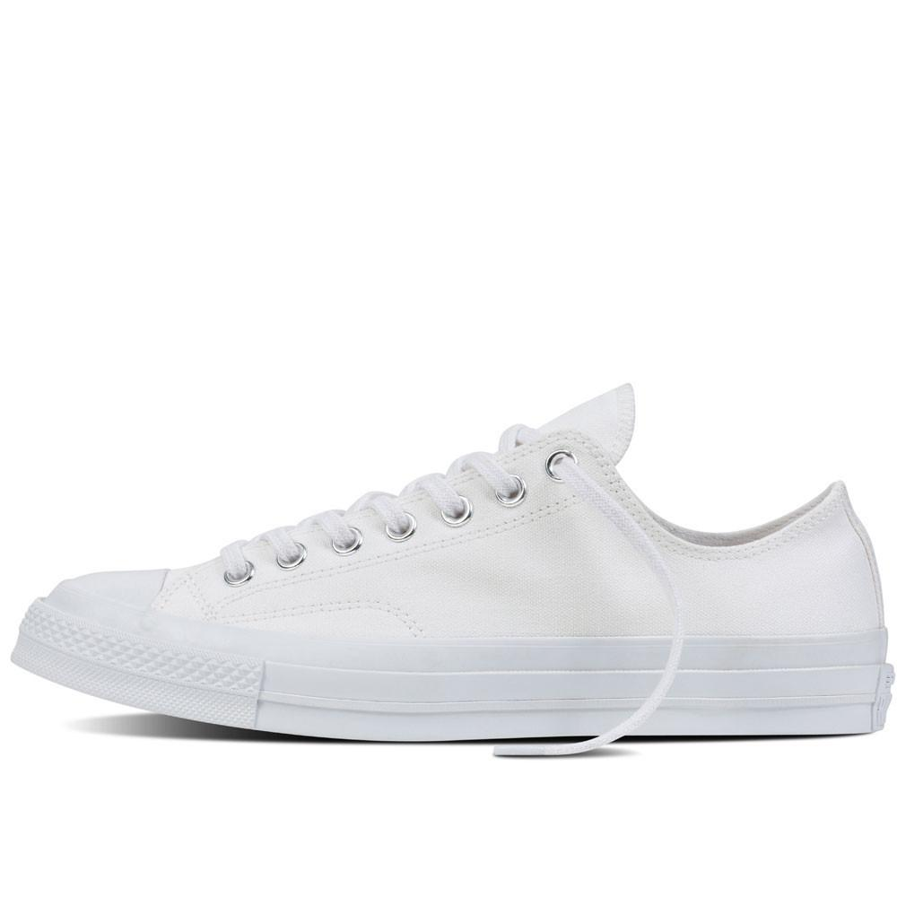 converse 1970s Chuck Taylor All Star ox - Monochrome - White - so-ldn
