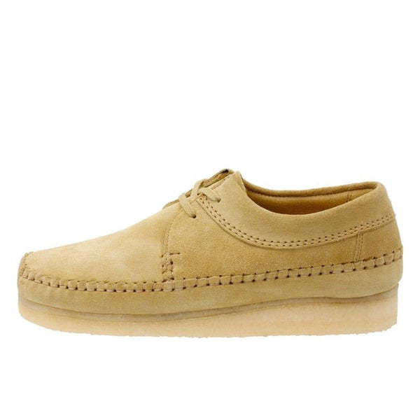Clarks Originals Weaver Shoes - Maple Suede - so-ldn