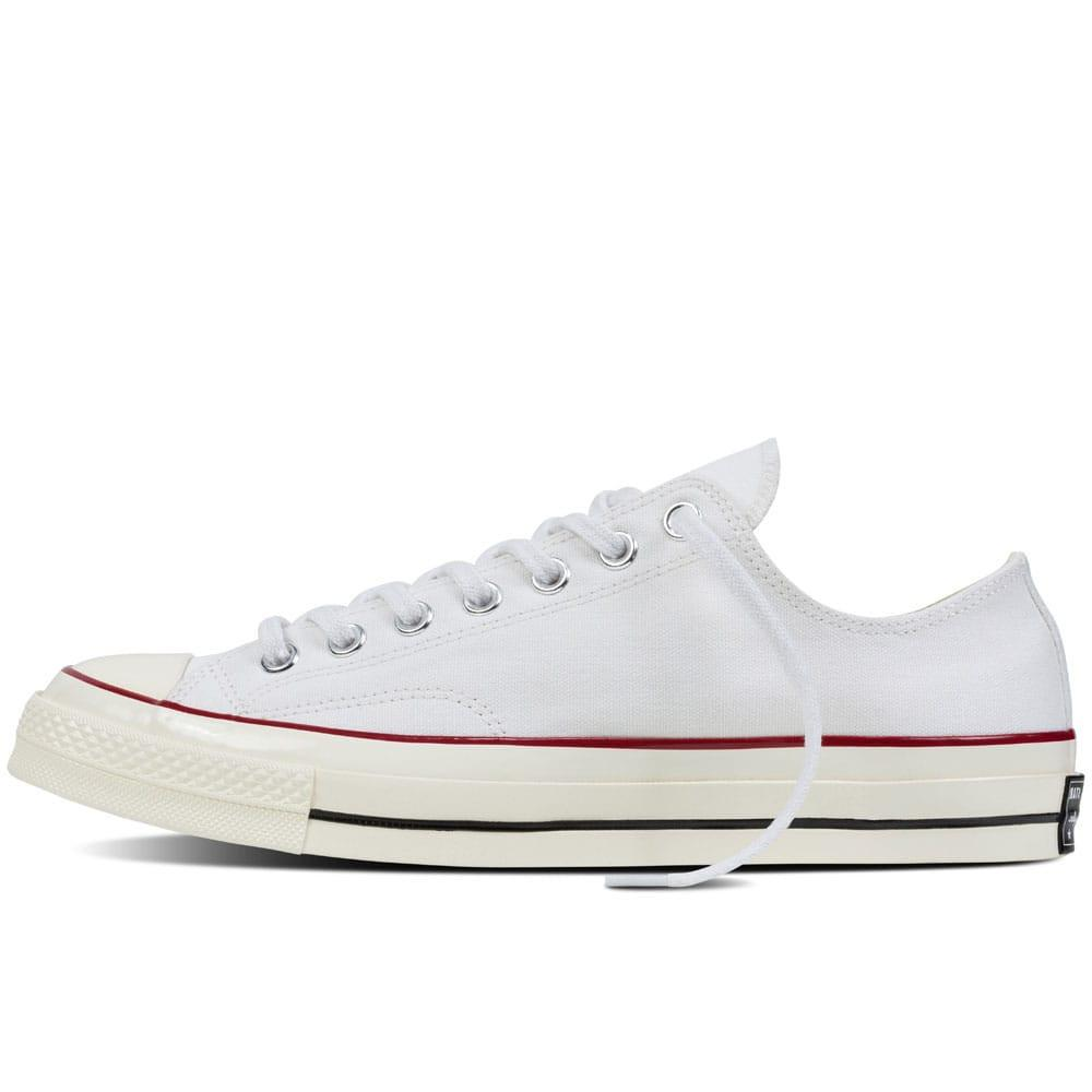 Converse 1970s Ox Chuck Taylor All Star - White - so-ldn