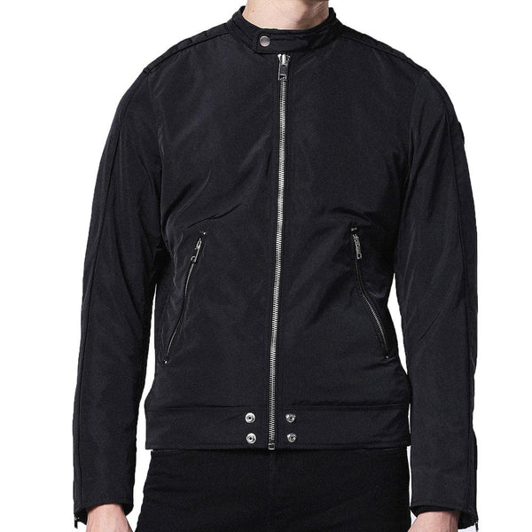 Diesel J-Quad Racer Jacket - Black - so-ldn